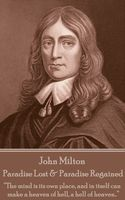 Paradise Lost and Paradise Regained: By John Milton – Illustrated, Golden Deer Classics, John Milton
