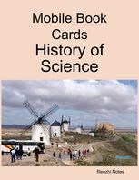 Mobile Book Cards: History of Science, Renzhi Notes