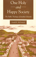 One Holy and Happy Society, Gerald McDermott