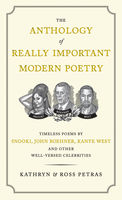 Anthology of Really Important Modern Poetry, Kathryn Petras, Ross Petras