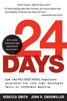 24 Days, John R.Emshwiller, Rebecca Smith