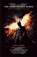 The Dark Knight Rises: The Official Movie Novelization, Greg Cox