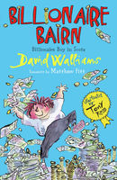 Billionaire Bairn, David Walliams