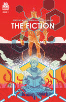The Fiction #1 (of 4), Curt Pires