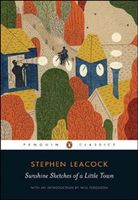 Penguin Black Classic Sunshine Sketches Of A Small Town, Stephen Leacock