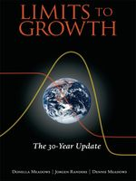 Limits to Growth, Dennis Meadows, Donella Meadows, Jorgen Randers