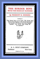 The Border Boys with the Mexican Rangers, John Henry Goldfrap