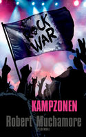 Rock War 3 – Kampzonen, Robert Muchamore
