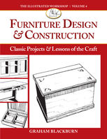 Furniture Design & Construction, Graham Blackburn
