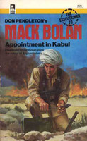 Appointment in Kabul, Don Pendleton